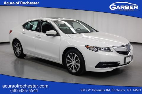 Certified Pre-Owned 2017 Acura TLX w/Technology Pkg