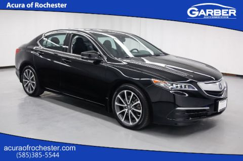 Certified Pre-Owned 2015 Acura TLX SH-AWD Technology Package AWD