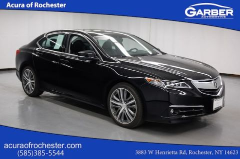 Certified Pre-Owned 2015 Acura TLX V6 Advance AWD