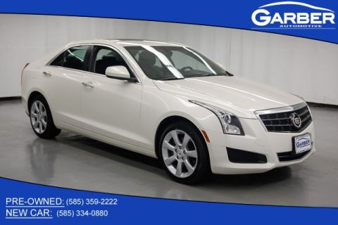Pre-Owned 2014 Cadillac ATS 2.0L Turbo AWD