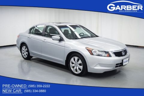 Pre-Owned 2008 Honda Accord EX-L