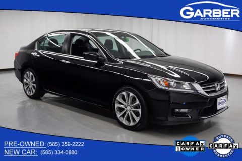 Pre-Owned 2015 Honda Accord Sport FWD 4D Sedan