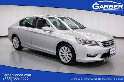 Pre-Owned 2013 Honda Accord EX-L FWD 4D Sedan