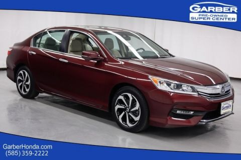 Pre-Owned 2016 Honda Accord EX-L FWD 4D Sedan