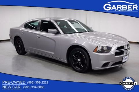 Pre-Owned 2014 Dodge Charger SE RWD 4D Sedan