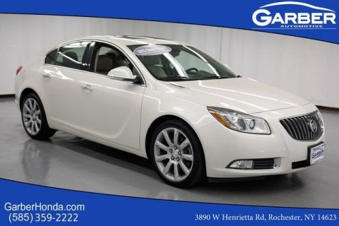 Pre-Owned 2012 Buick Regal Premium 3 FWD 4D Sedan