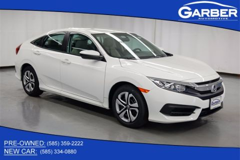 New 2018 Honda Civic LX