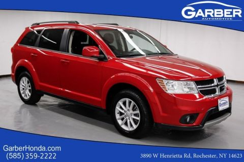 Pre-Owned 2016 Dodge Journey SXT FWD 4D Sport Utility