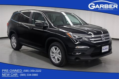 New 2018 Honda Pilot LX AWD