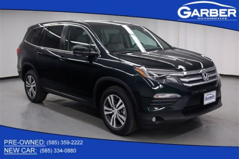 New 2018 Honda Pilot EX AWD