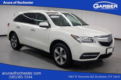Certified Pre-Owned 2015 Acura MDX 3.5L AWD