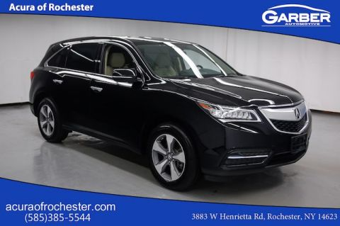 Pre-Owned 2014 Acura MDX Base AWD AWD