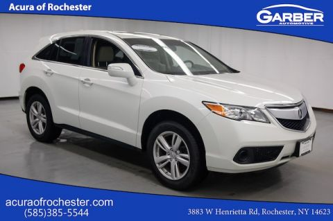 Certified Pre-Owned 2015 Acura RDX Base AWD AWD