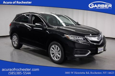 New 2018 Acura RDX BASE AWD