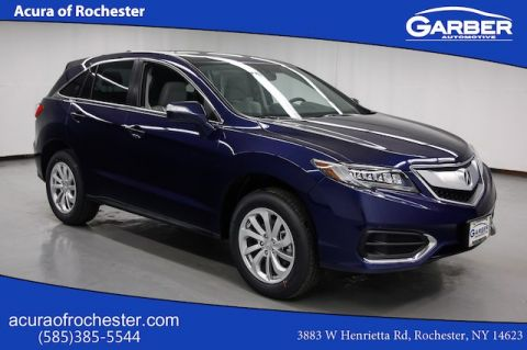 New 2018 Acura RDX TECHPKG With Navigation & AWD