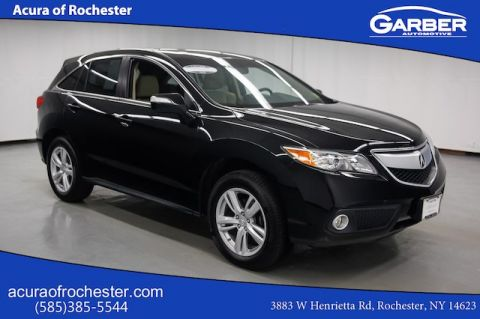 Certified Pre-Owned 2015 Acura RDX Tech Pkg AWD