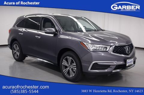 New 2018 Acura MDX BASE AWD