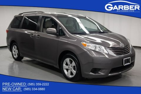 Pre-Owned 2015 Toyota Sienna L