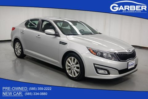 Pre Owned 2014 Kia Optima EX FWD 4D Sedan