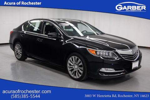 Certified Pre-Owned 2016 Acura RLX Advance Pkg