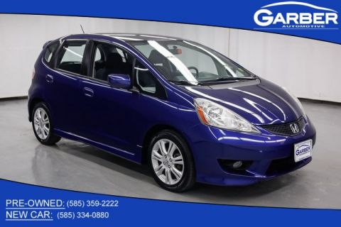 Pre-Owned 2011 Honda Fit Sport