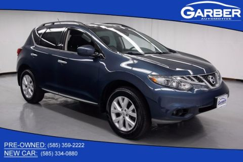 Pre-Owned 2013 Nissan Murano SL AWD