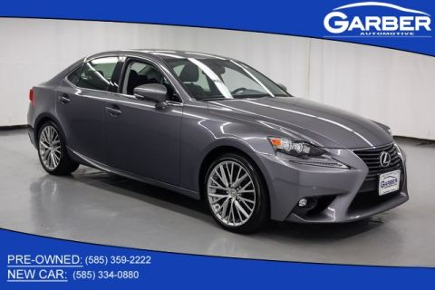 Pre-Owned 2016 Lexus IS 300 AWD