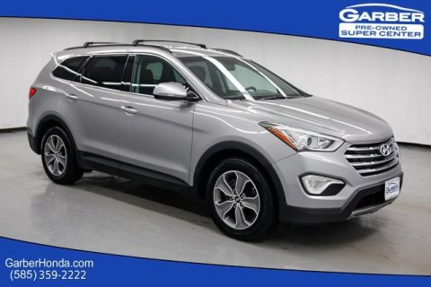 Pre-Owned 2013 Hyundai Santa Fe Limited AWD