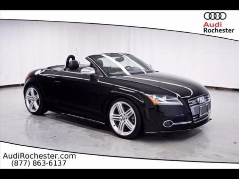 Pre-Owned 2011 Audi TTS 2.0T Quattro Prestige All-wheel Drive Roadster