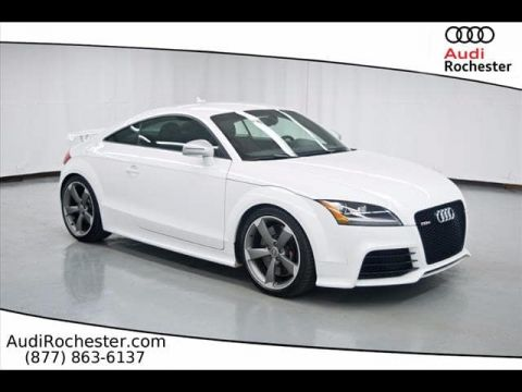 Certified Pre-Owned 2013 Audi TT RS 2.5 quattro Coupe