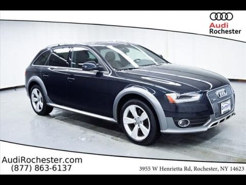 Certified Pre-Owned 2015 Audi allroad 2.0T Premium (Tiptronic)