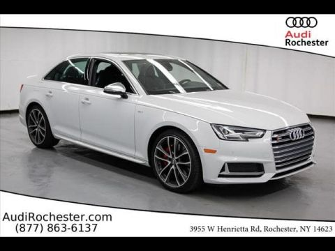 Pre-Owned 2018 Audi S4 3.0T quattro Sedan
