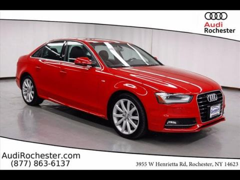 Pre-Owned 2014 Audi A4 2.0T quattro Sedan