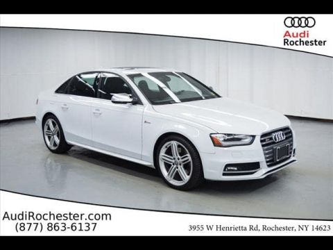 Certified Pre-Owned 2015 Audi S4 3.0T