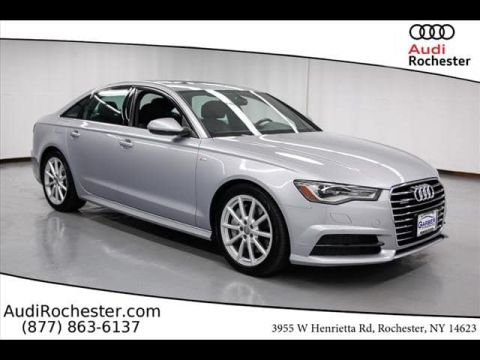 Certified Pre-Owned 2017 Audi A6 2.0T quattro Sedan