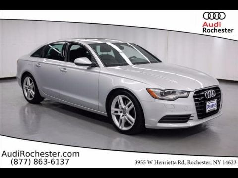 Certified Pre-Owned 2015 Audi A6 2.0T Premium (Tiptronic)