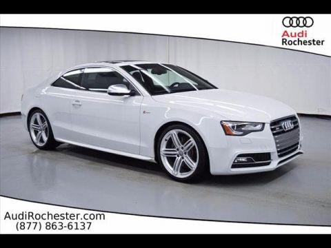 Pre-Owned 2014 Audi S5 3.0T Quattro Premium Plus All-wheel Drive Coupe