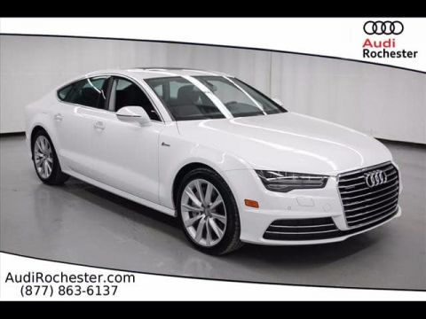 Pre-Owned 2016 Audi A7 3.0T Quattro Premium Plus quattro Sedan