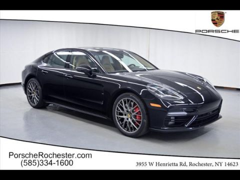 New 2018 Porsche Panamera Turbo AWD