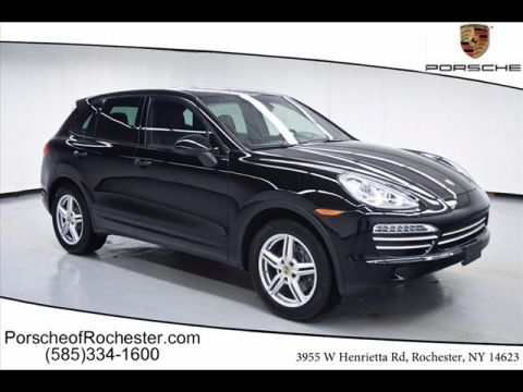 Pre-Owned 2014 Porsche Cayenne Base All-wheel Drive SUV
