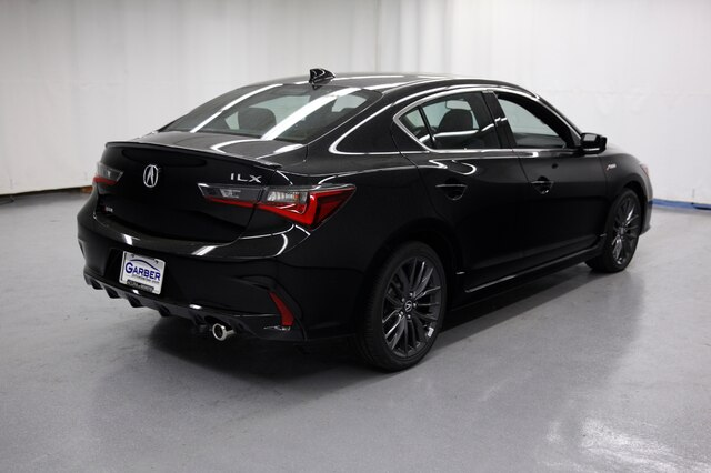New 2019 Acura ILX Premium & A-SPEC Packages