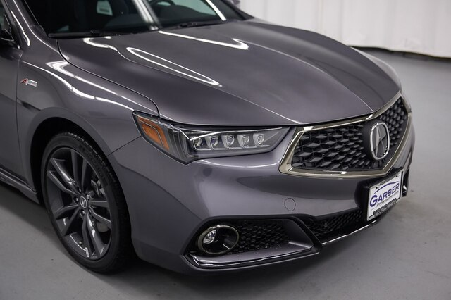 New 2019 Acura TLX 3.5L Tech & A-Spec Pkgs