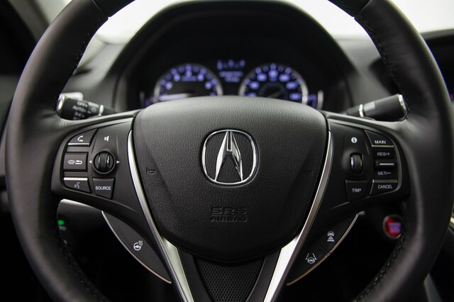 New 2019 Acura TLX V6 w/Advance Package