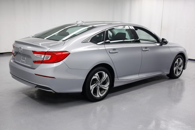 Certified Pre-Owned 2018 Honda Accord EX