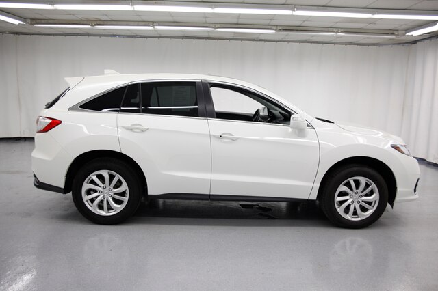 Certified Pre-Owned 2018 Acura RDX TECHPKG