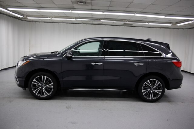 New 2019 Acura MDX 3.5L Tech Pkg