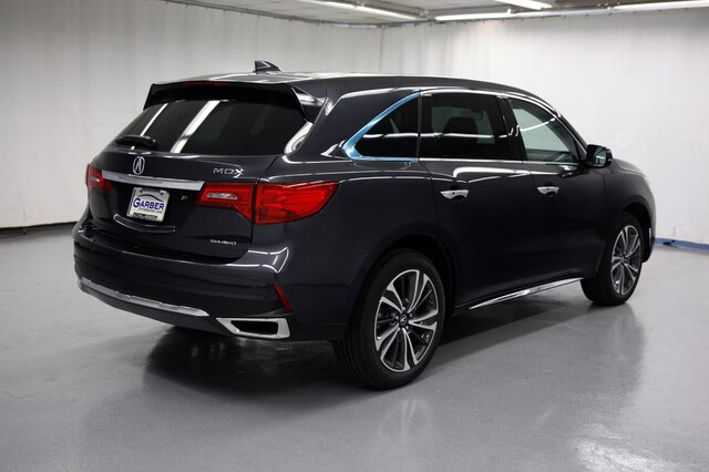 New 2020 Acura MDX Technology Package