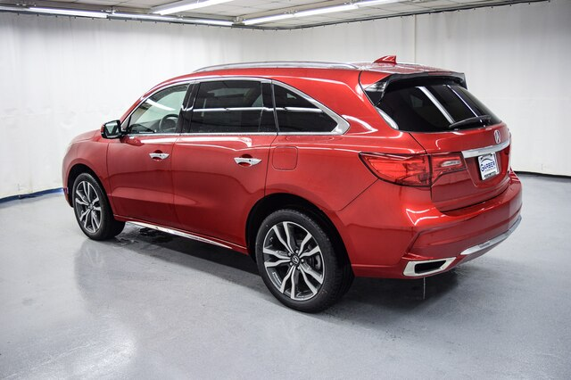 New 2019 Acura MDX 3.5L Advance Pkg