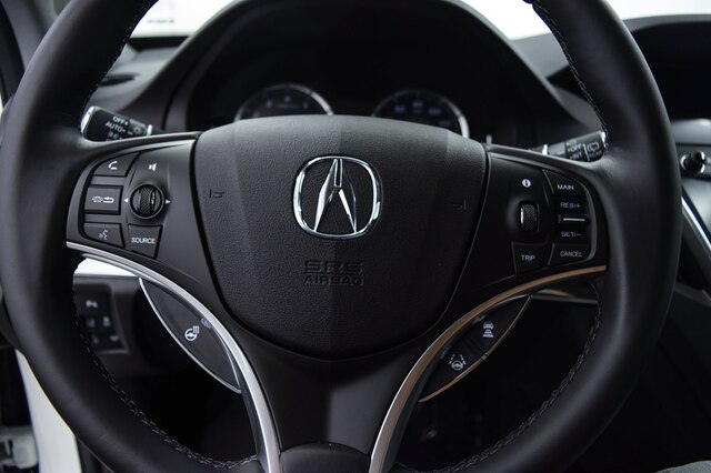 New 2019 Acura MDX 3.5L Advance & Entertainment Pkgs