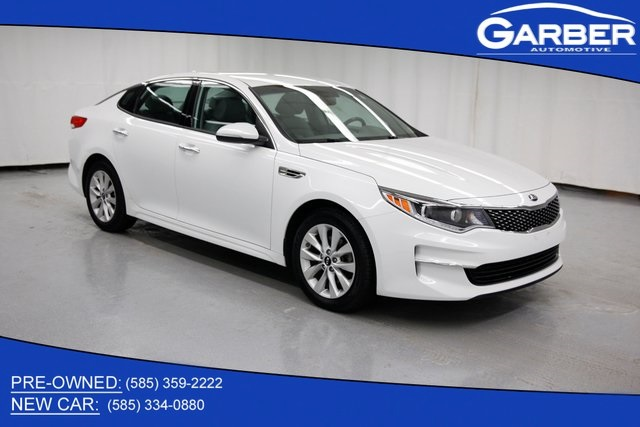 Pre Owned 2016 Kia Optima Ex